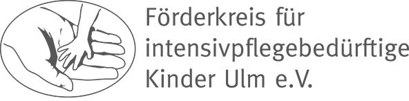 Förderkreis für intensivpflegebedürftige Kinder Ulm e.V. - Logo